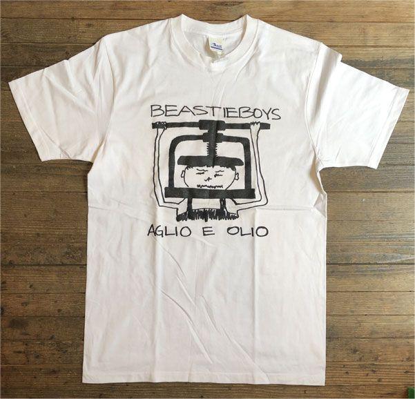 Beastie Boys Tシャツ Aglio E Olio