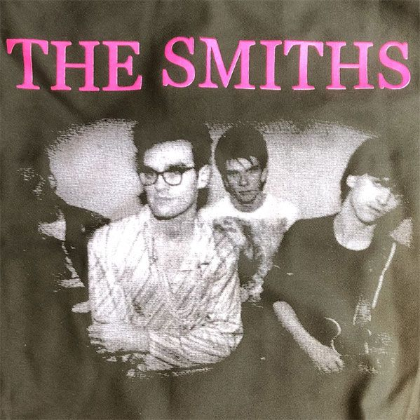 THE SMITHS 軍シャツ