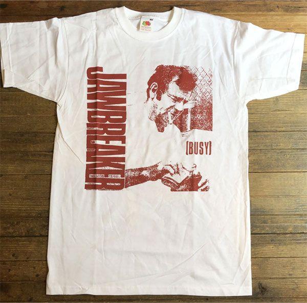 JAWBREAKER Tシャツ BUSY