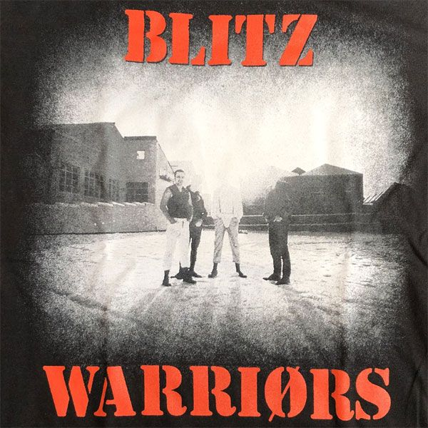 BLITZ Tシャツ WARRIORS 1