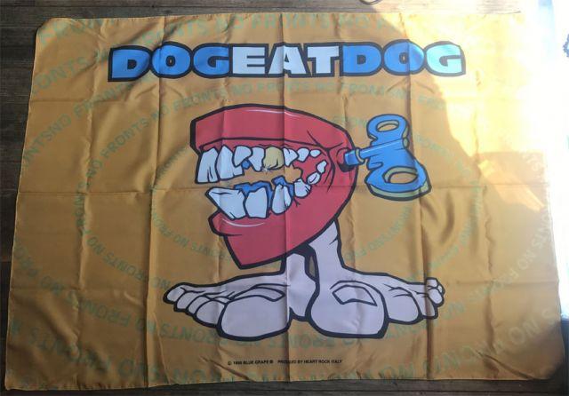 DOG EAT DOG DEADSTOCK バナー
