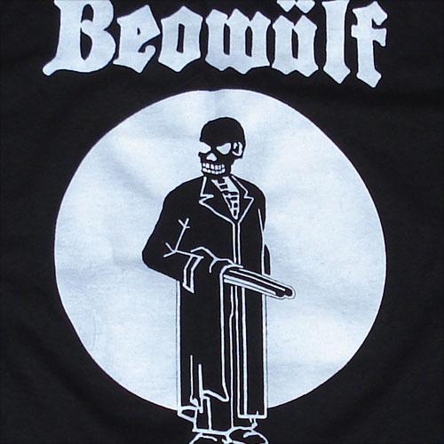 BEOWULF Tシャツ SKULL