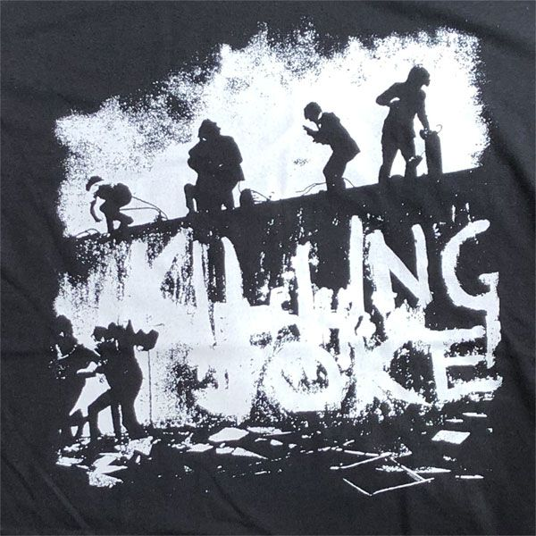 KILLING JOKE Tシャツ KILLING JOKE2 オフィシャル!