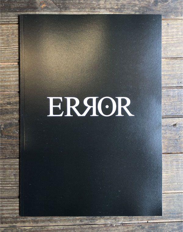 ERROR アートブック