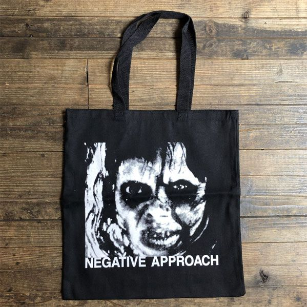 NEGATIVE APPROACH TOTEBAG EP