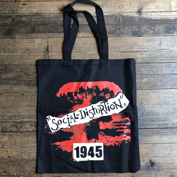 SOCIAL DISTORTION TOTEBAG 1945
