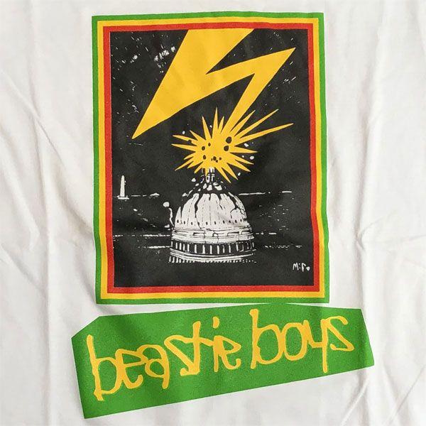 BEASTIE BOYS Tシャツ CAPITAL