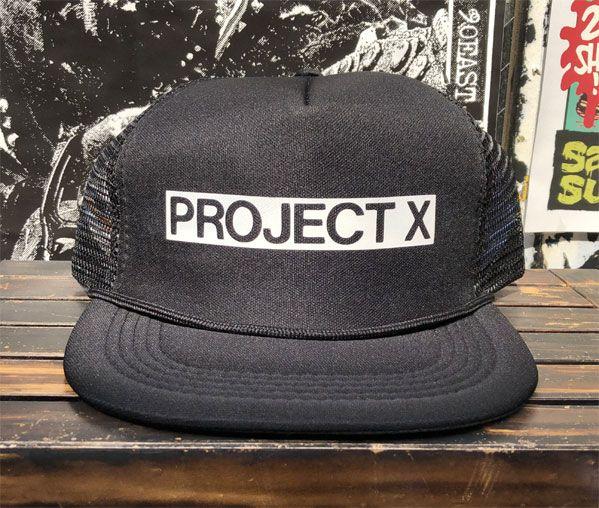 PROJECT X メッシュCAP