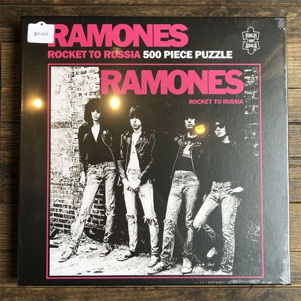 RAMONES 500ピース パズル ROCKET TO RUSSIA