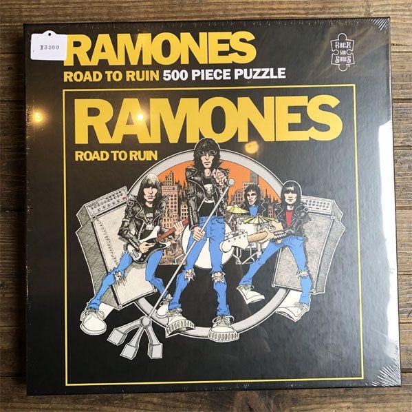RAMONES 500ピース パズル ROAD TO RUIN