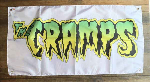 THE CRAMPS バナー