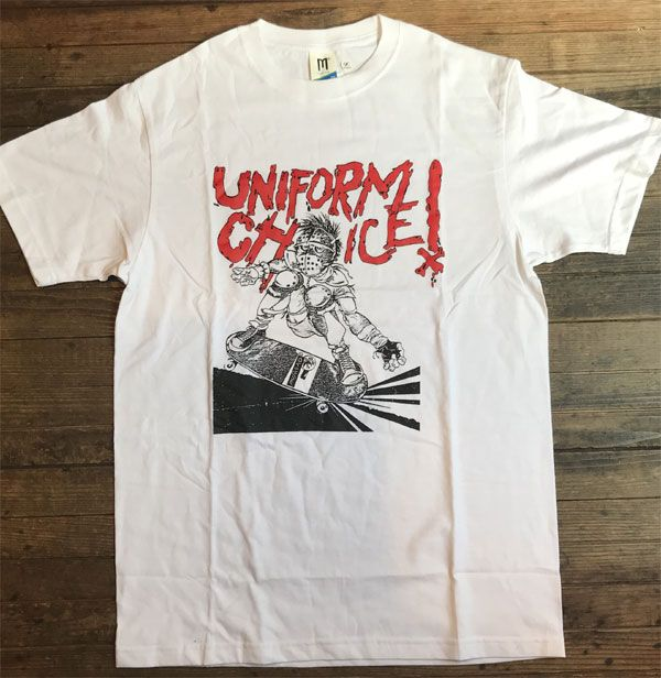 UNIFORM CHOICE Tシャツ FLYER 84