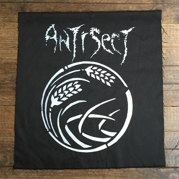 ANTISECT BACKPATCH  稲穂
