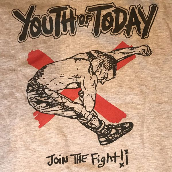 YOUTH OF TODAY パーカー JOIN THE FIGHT