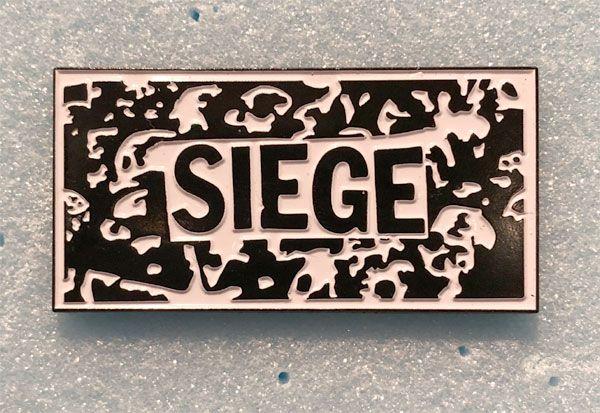 SIEGE ピンバッジ オフィシャル