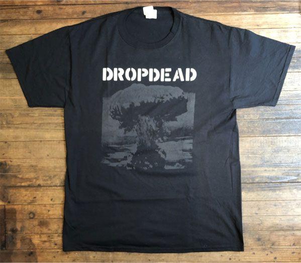 DROPDEAD Tシャツ BOMB オフィシャル
