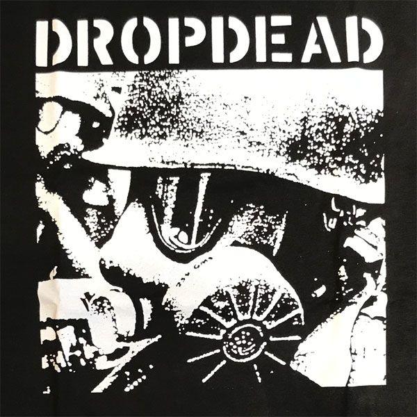 DROPDEAD Tシャツ GASMASK