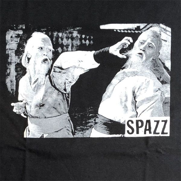 SPAZZ Tシャツ EAGLE CLAW