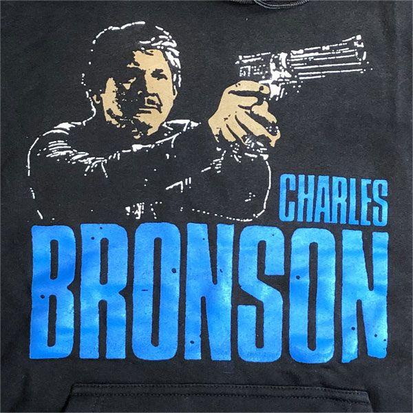 CHARLES BRONSON パーカー