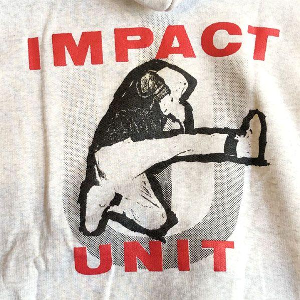 IMPACT UNIT パーカー MY FRIEND