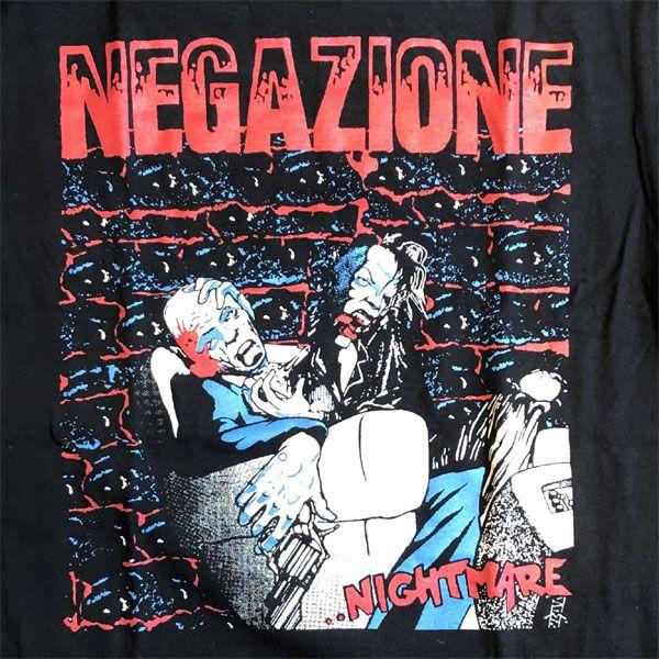 NEGAZIONE Tシャツ NIGHTMARE