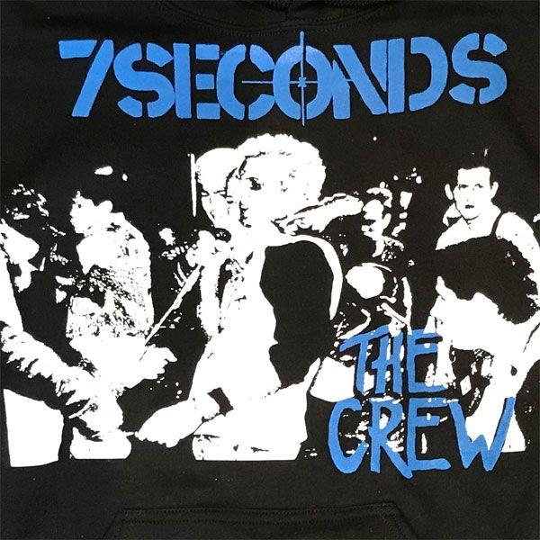 7SECONDS パーカー THE CREW