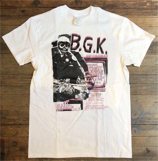 B.G.K. Tシャツ Collage