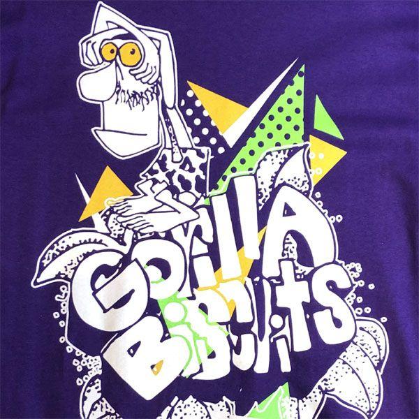 GORILLA BISCUITS Tシャツ DEMO