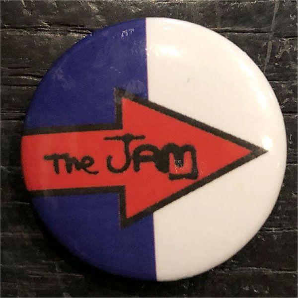 THE JAM レア小バッジ