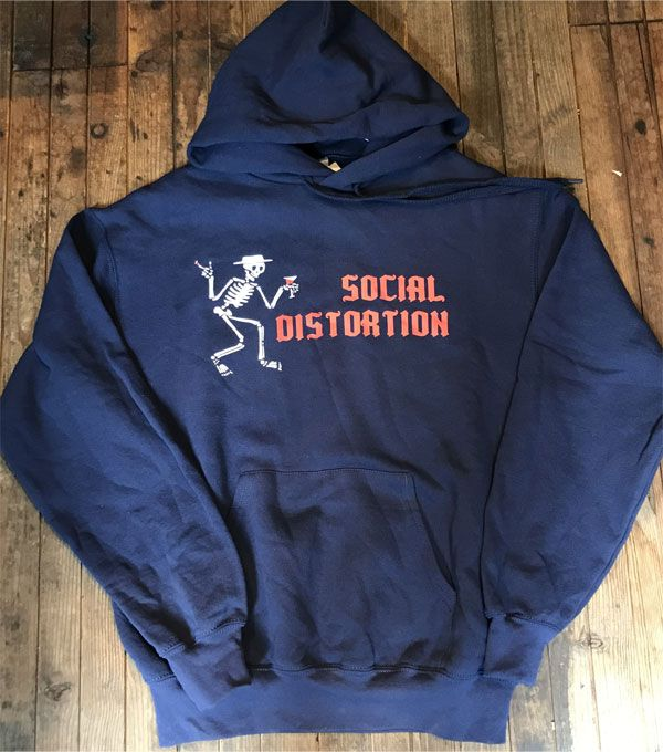 SOCIAL DISTORTION パーカー 1