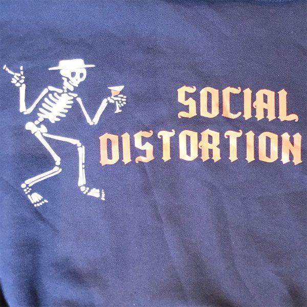 SOCIAL DISTORTION パーカー 1