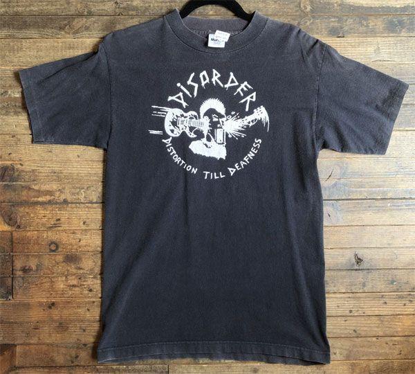 USED! DISORDER Tシャツ DEADEND製!