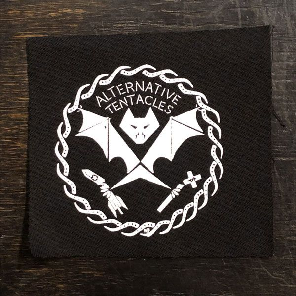 ALTERNATIVE TENTACLES PATCH