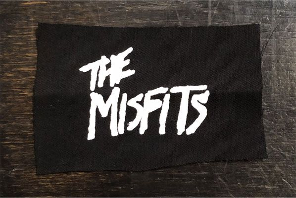 MISFITS PATCH LOGO