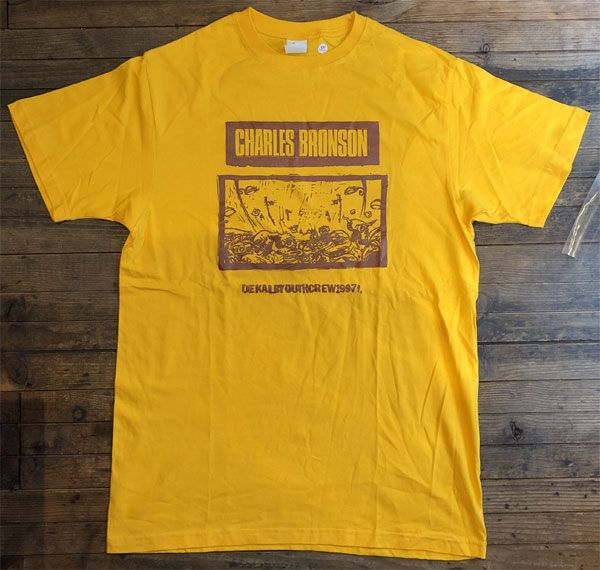 CHARLES BRONSON Tシャツ 1997