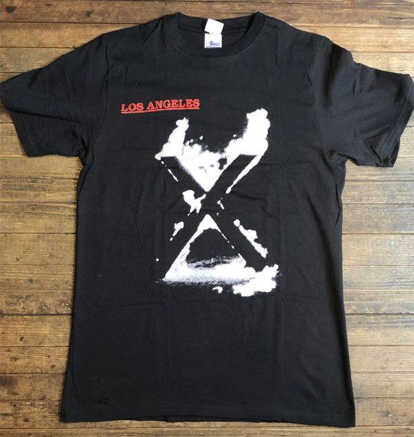 X Tシャツ LOS ANGELES 2