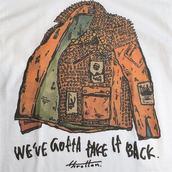 PARADOX Tシャツ Take it back