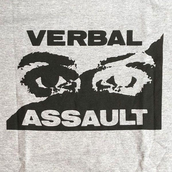 VERBAL ASSAULT Tシャツ EYE 2
