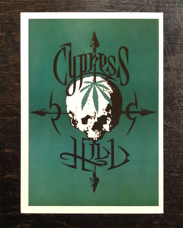 CYPRESS HILL VINTAGEポストカード