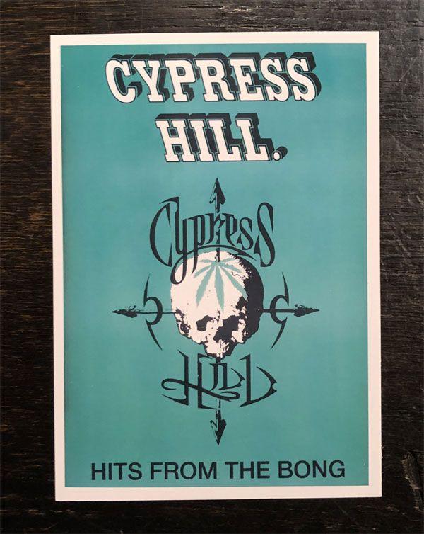CYPRESS HILL VINTAGEポストカード2