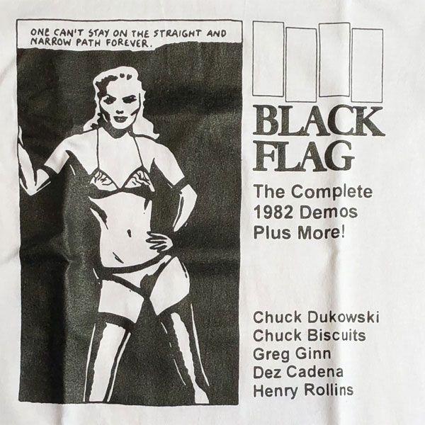 BLACK FLAG Tシャツ DEMO82