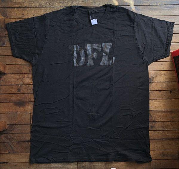 DFL Tシャツ LOGO