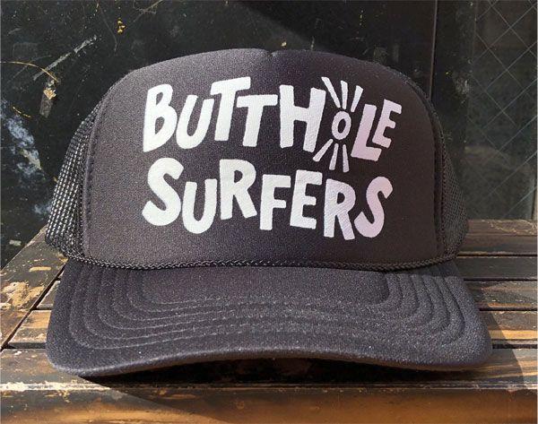 BUTTHOLE SURFERS メッシュCAP
