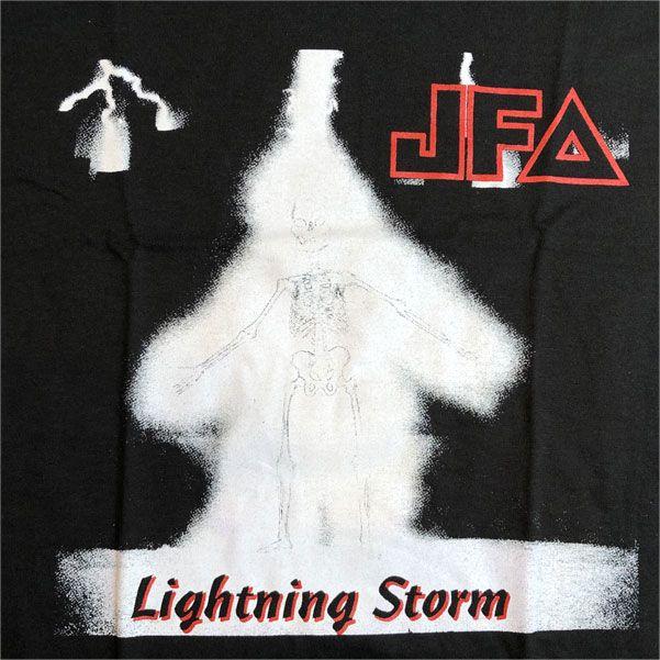 JFA Tシャツ Lightning Storm