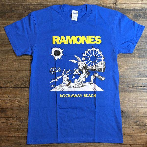 RAMONES Tシャツ ROCKAWAY BEACH 3