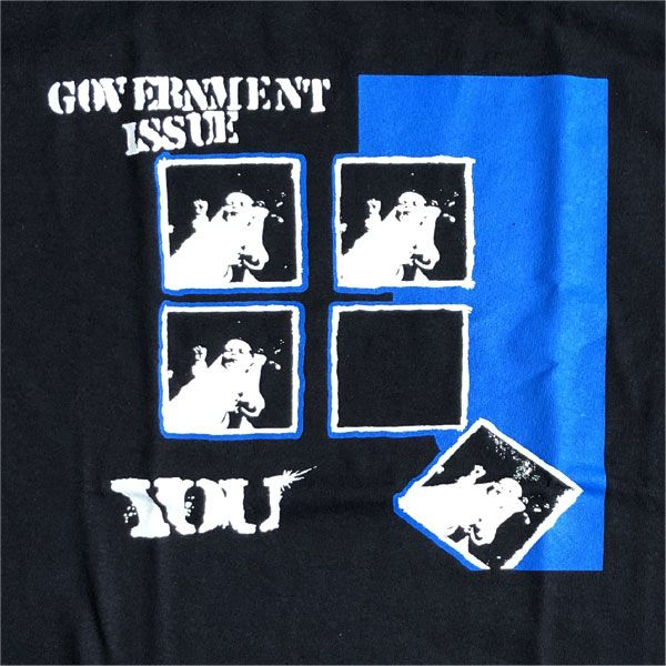 Government Issue Tシャツ YOU