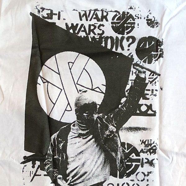 CRASS Tシャツ Anti-War