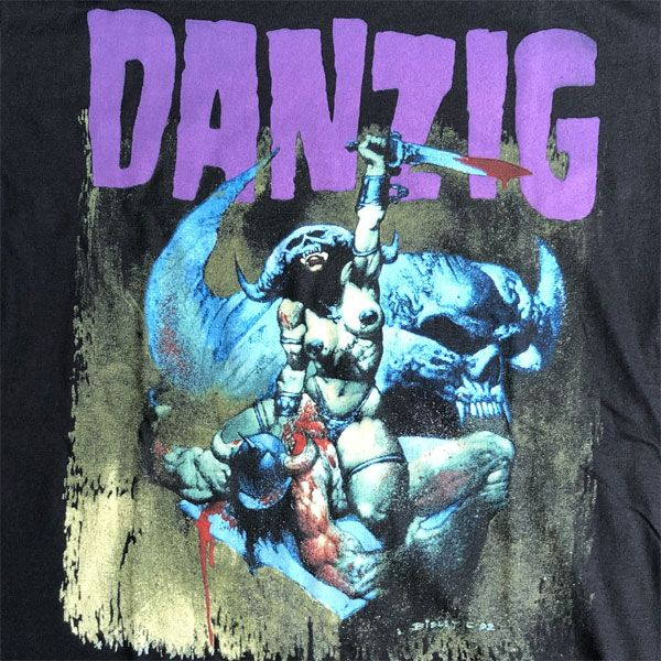 DANZIG Tシャツ Thrall-Demonsweatlive オフィシャル
