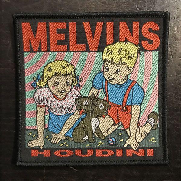 MELVINS 刺繍ワッペン HOUDINI