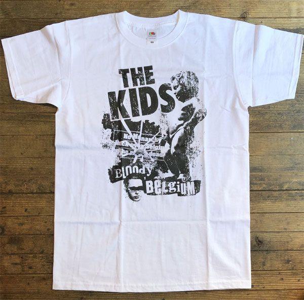 THE KIDS Tシャツ BLOODY BELGIUM